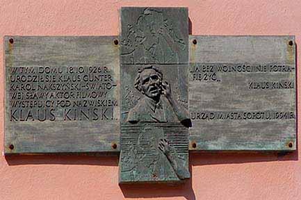 Klaus Kinski Grab