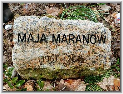 Maja Maranow Grab